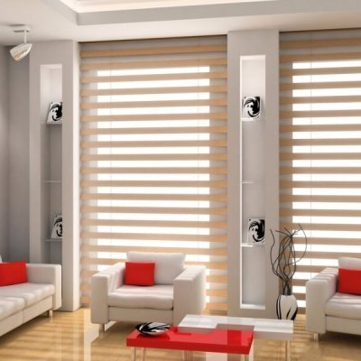 Vision Blinds offer Privacy and Light Control in a Fashionable way